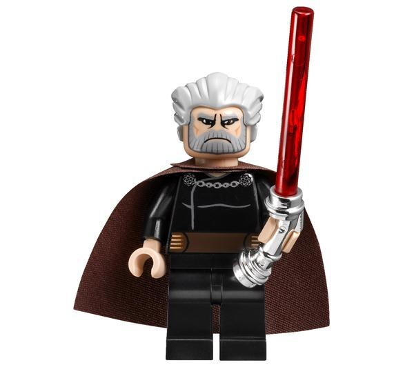 Count Dooku (Clone Wars)