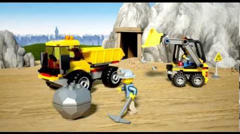 LEGO City - Mining 4201
