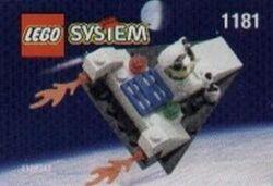 1181-Space Port Spacecraft