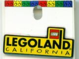 702178 LEGOLAND California Pin