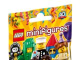 71021 Minifigures Series 18