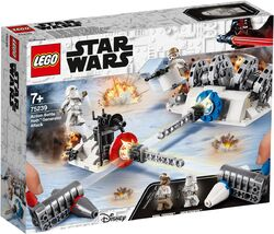 75239 Action Battle Hoth Generator Attack Box