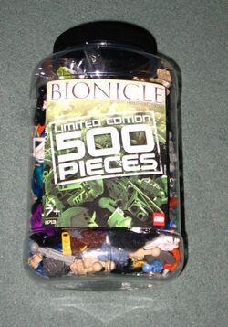 8713 Ultimate BIONICLE Accessory Kit