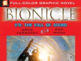 BIONICLE Graphic Novel 9: The Fall of Atero