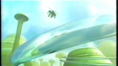 Bionicle Toa Metru toy commercial English version