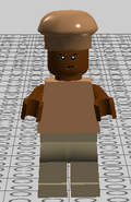 Chef Minifig