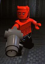 Custom Hellboy