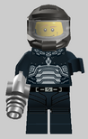 Extromer Astronaut