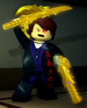 Garmadon (Infected)