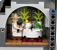 Jurassic Park Cafe
