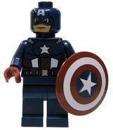 Lego Captain America or something