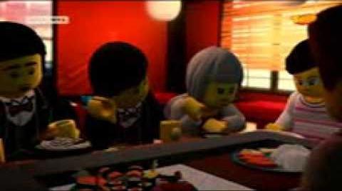 Lego Ninjago das Jahr der Schlangen Staffel 3 Folge 1 Finsternis zieht herauf
