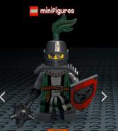 Q&C Frightening Knight