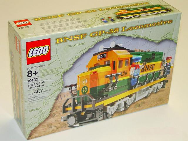 Burlington Northern Santa Fe Locomotive