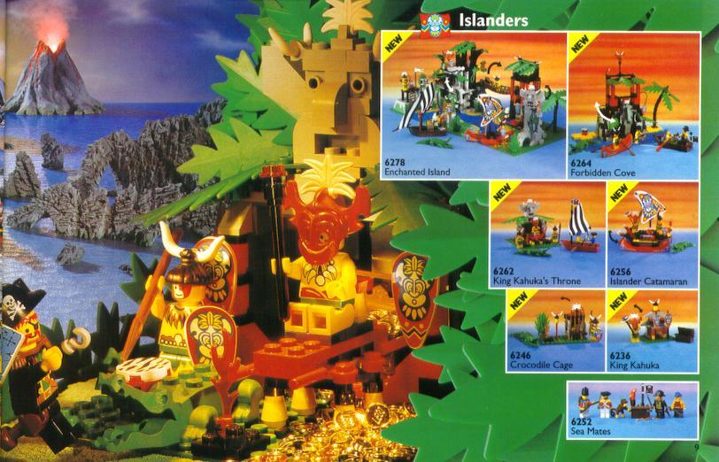 Treasure Mountain 1994