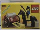 6011 Black Knight's Treasure
