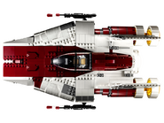 75275 Le chasseur A-wing 4