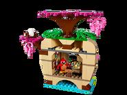75823 Le vol de l'œuf de l'île des oiseaux 3