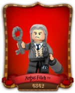 Argus rusard wiki lego fandom powered by wikia - Rusard harry potter ...