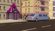 41107 La limousine de la chanteuse