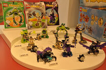 Mixels Série 3 Nuremberg Toy Fair