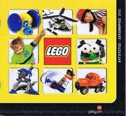 Κατάλογος προϊόντων LEGO® για το 2003 (δεύτερο εξάμηνο)