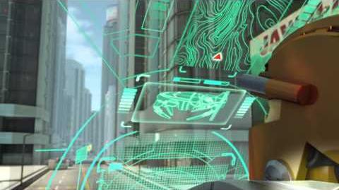 레고® 히어로 팩토리 - 11화 지하세계의 습격 1부