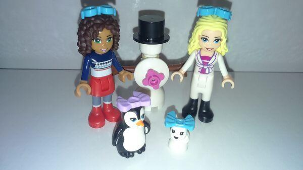 41102 Figurines TSQ