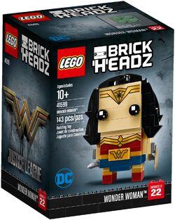 41599 Wonder Woman Box
