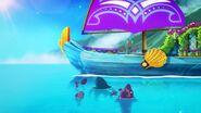 41073 Le bateau magique de Naida et Aira