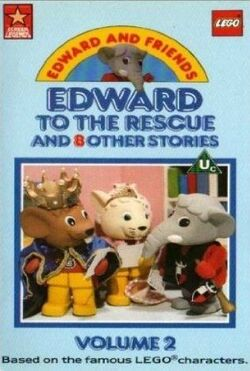 Edward and Friends Volume 2-2