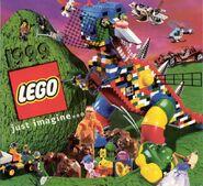 Katalog výrobků LEGO pro rok 1999 - Strana 01