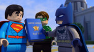 Lego Justice League Cosmic Clash Rule Book