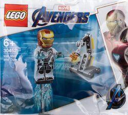 30452 Iron Man and DUM-E Polybag