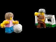 60134 Le parc de loisirs - Ensemble de figurines City 9