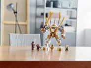 71702 Le robot d'or 8