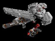 7961 Darth Maul's Sith Infiltrator 4