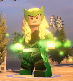 Lego Enchantress profile