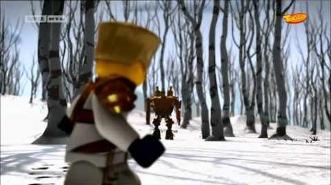 Lego Ninjago(Das Jahr der Schlangen) Folge 7 Der Nindroid