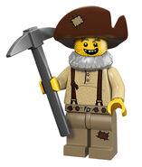 Prospector Series 12 LEGO Minifigures