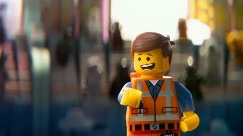 The LEGO Movie - Official Main Trailer HD