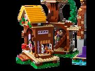 41122 La cabane de la base d'aventure 4