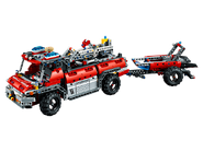 42068 Le véhicule de secours de l'aéroport 6