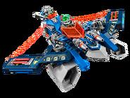 70320 L'Aero Striker V2 d'Aaron Fox 2