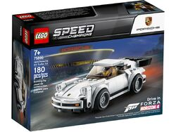 75895 1974 Porsche 911 Turbo 3.0 Box Front