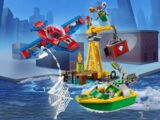 76134 Spider-Man : Docteur Octopus et le vol du diamant