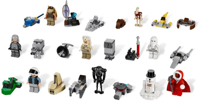Weihnachtskalender Wiki.Star Wars Adventskalender 9509 Lego Wiki Fandom Powered By Wikia