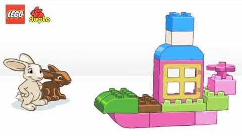 LEGO DUPLO - Building 4623 3 24
