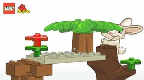 LEGO DUPLO - Building 6156 8 24