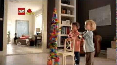 LEGO DUPLO Y'a plein de façon de jouer